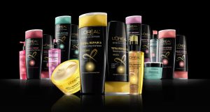 L'OREAL PARIS ADVANCED HAIRCARE COLLECTION
