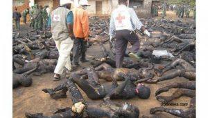 Kibwetere massacre