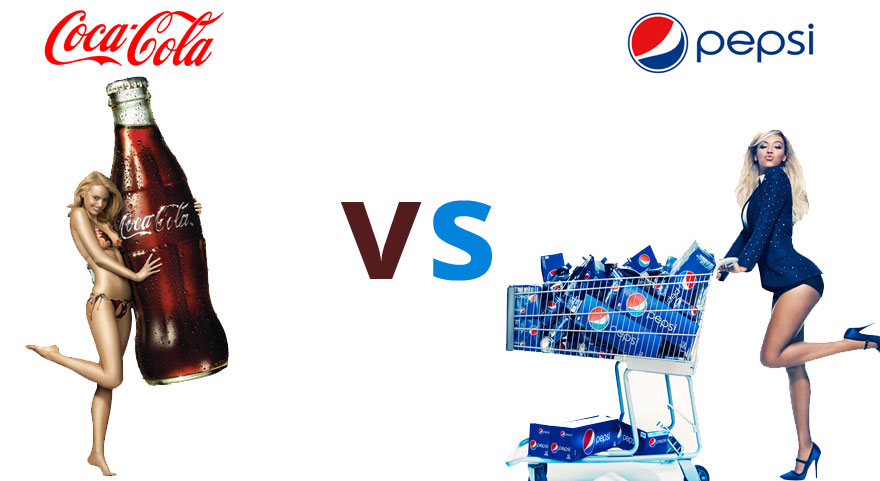 coca cola and pepsi war They also staged periodic price wars, which led to little shift in market share   coke introduced a caffeine-free drink just one year after pepsi's.