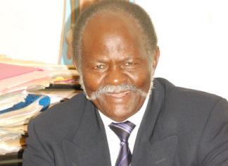 Joash Mayanja Nkangi