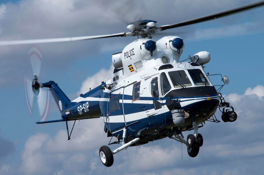 Uganda Police Helicopter Hits A House In Mutungo Newz Post