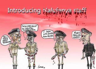 Photo credit: Observer Cartoon