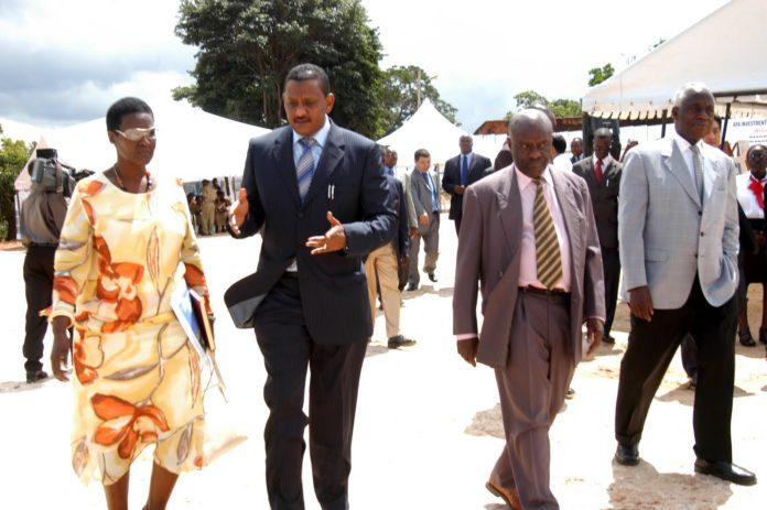 Amelia Kyambadde chats with AYA boss