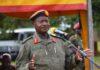 File Photo: President Museveni