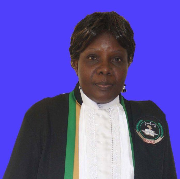 Justice Solome Balungi Bossa