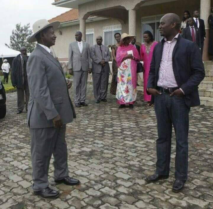 Image result for andrew mwenda kagame and museveni