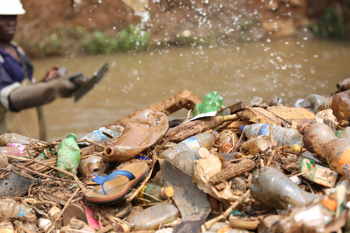 War chest fights rising tide of plastic pollution in world