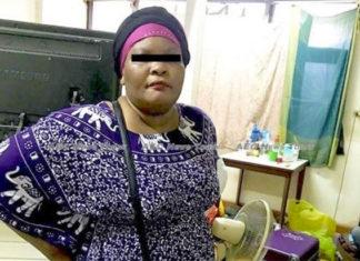 'Saada' the said grandmother of human trafficking of Ugandan girls