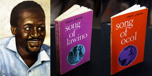 song of lawino Okot p'bitek: okot p'bitek, ugandan poet, novelist, and social anthropologist whose three verse collections—song of lawino (1966), song of ocol (1970), and two songs (1971)—are considered to be among the best african poetry in print.