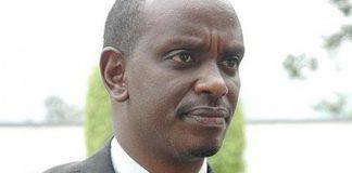 Dr Richard Sezibera.
