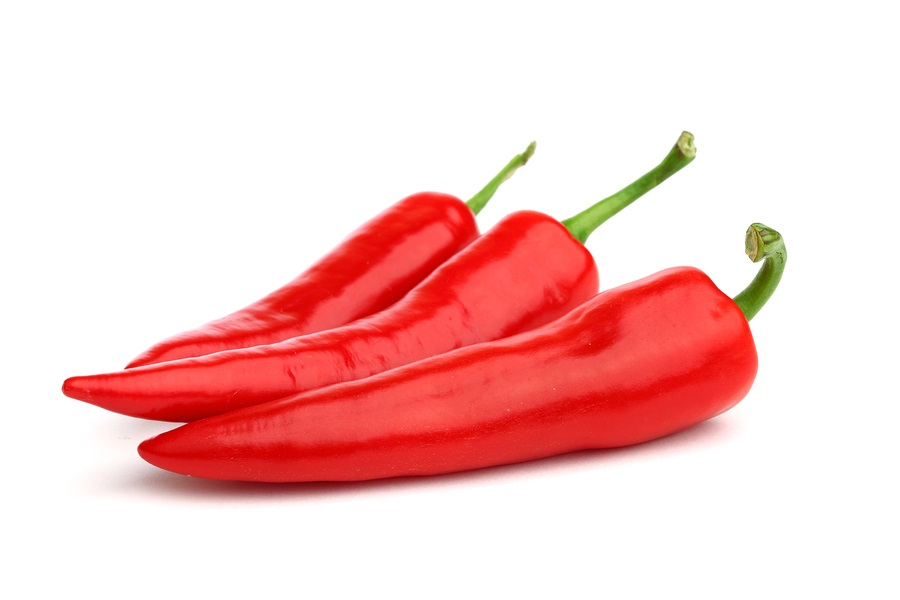 Eating Red Chili Peppers May Help Us Live Longer-study