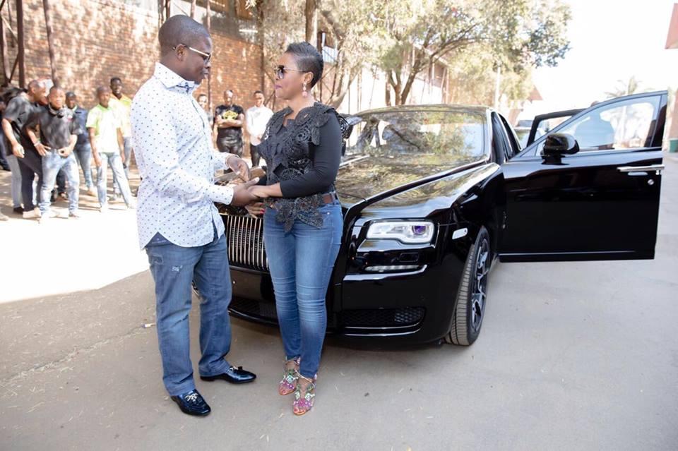 Prophet Bishiri S Wife Buys Him Posh Rolls Royce Newz Post
