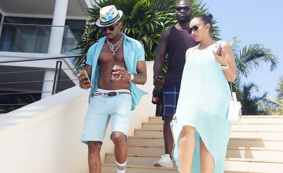 How Diamond Platnumz consoled Zari Hassan after she lost her ...
