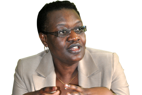The Inspector General of Government, Justice Irene Mulyagonja