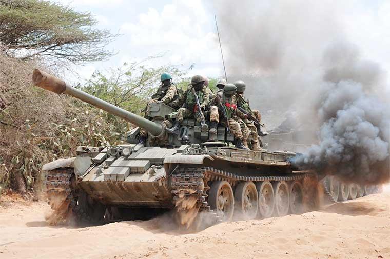 UPDF begins withdrawing from Somalia | Newz Post