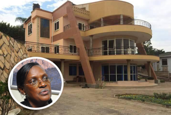Justine Bagyenda faces 20 years in Jail over Money laundering ...