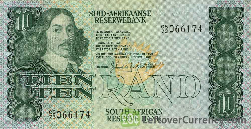 South African Rand Weaker Before Retail S Data