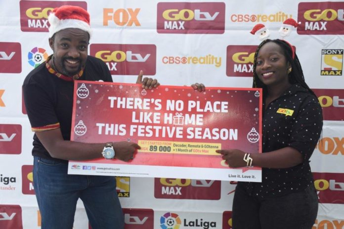 GOtv Uganda: Buy a decoder, have access to one month of GOtv
